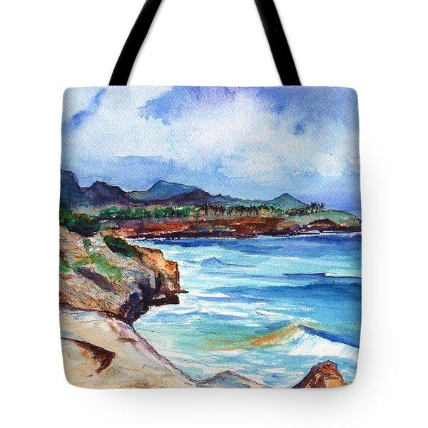 South Shore Hike Tote Bag