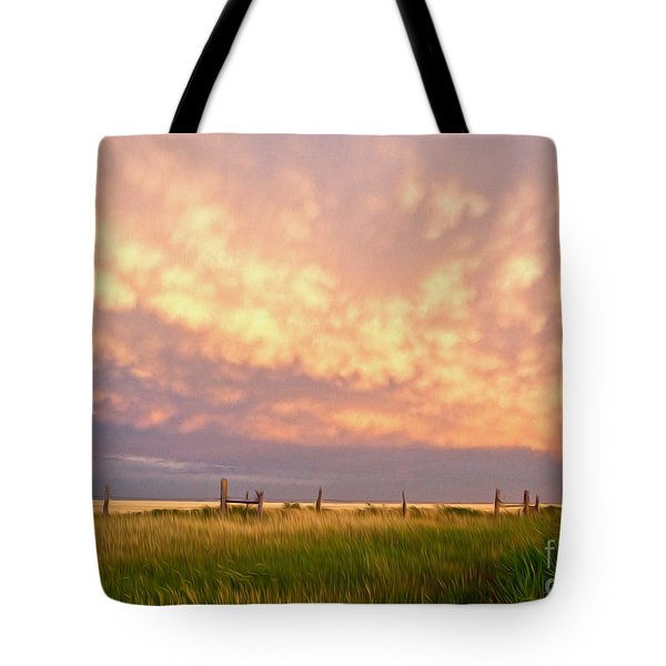 Southeastern New Mexico Tote Bag by Roselynne Broussard