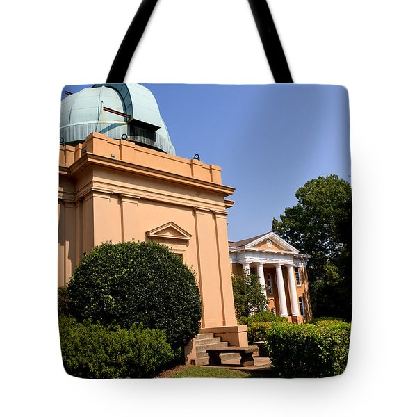 Southeastern Us Observatory Tote Bag