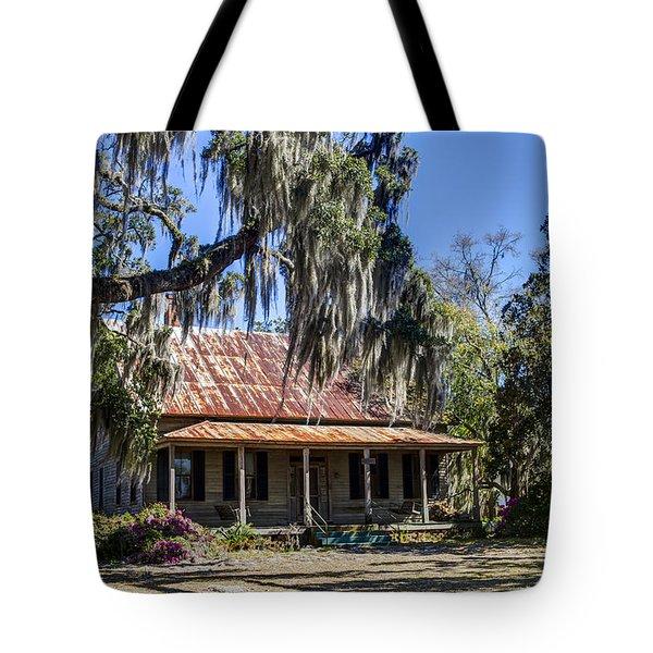 Southern Comfort Tote Bag by Debra and Dave Vanderlaan