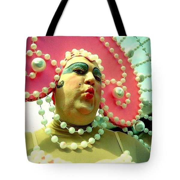 Tote Bag featuring the photograph Southern Decadence Be My Valentine by Michael Hoard