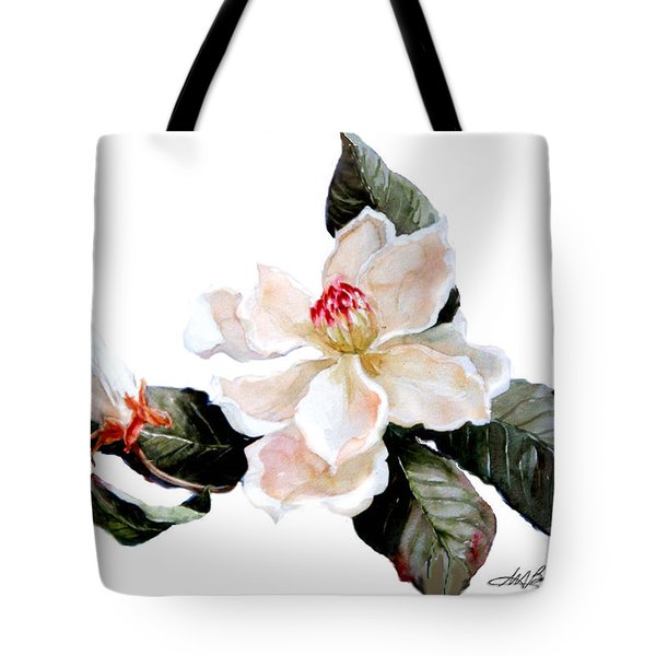 Southern Magnolia Tote Bag