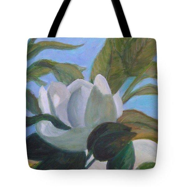 Southern Magnolias Tote Bag