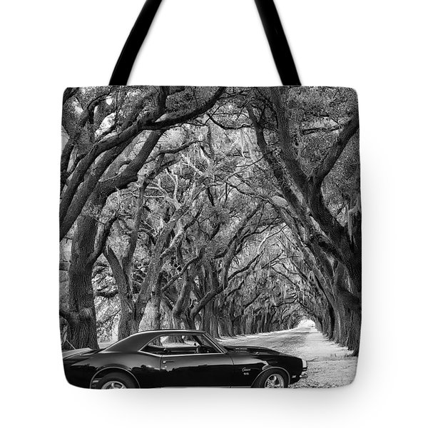 Southern Muscle Tote Bag by Steve Harrington