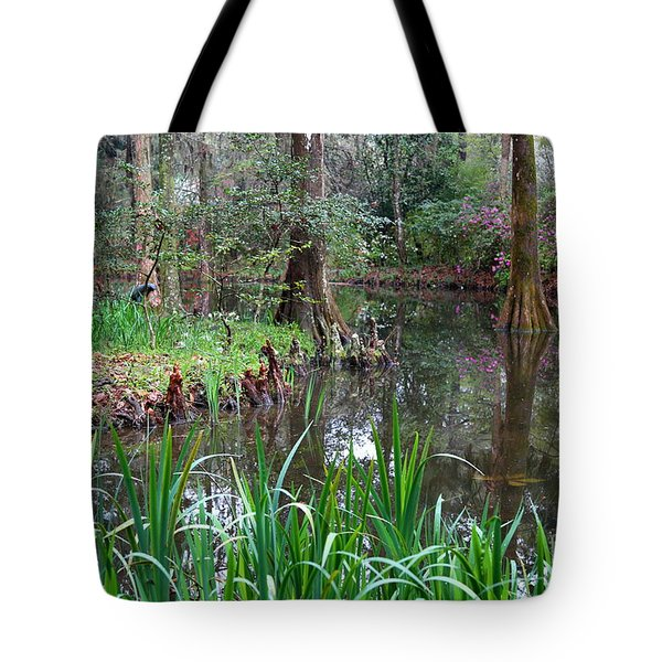 Southern Serenity Tote Bag by Carol Groenen