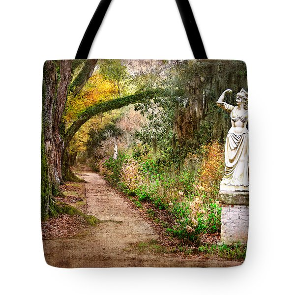 Southern Strength Tote Bag by William Beuther