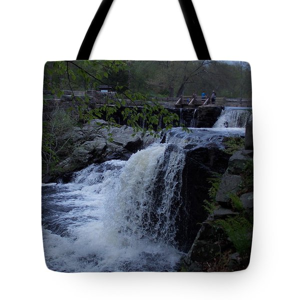 Southford Falls Tote Bag