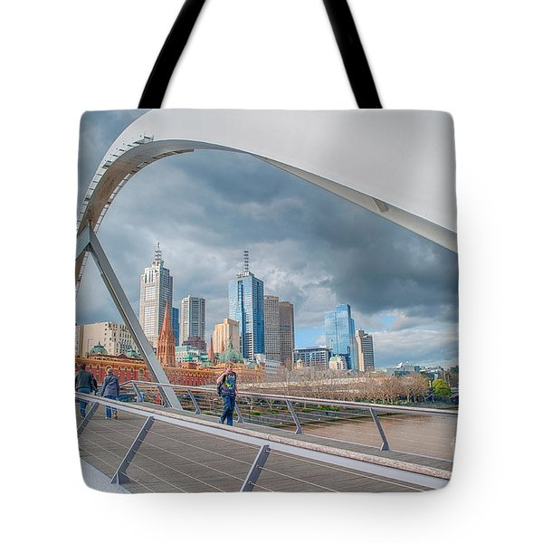 Southgate Bridge Tote Bag