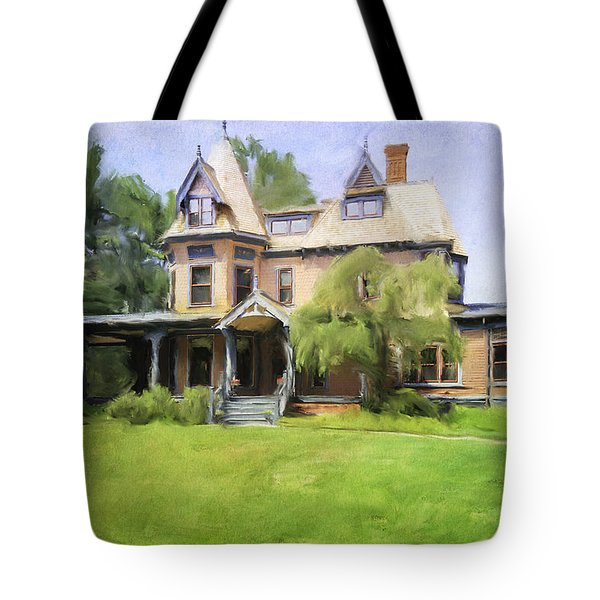 Southport Victorian Tote Bag