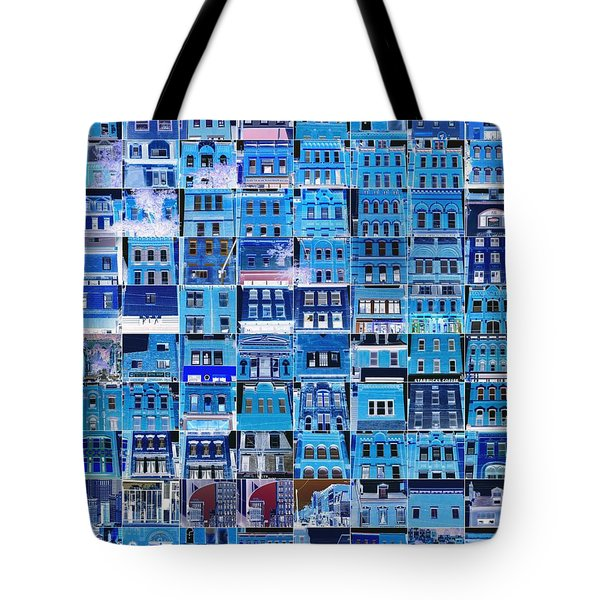 Southside Pittsburgh Tote Bag