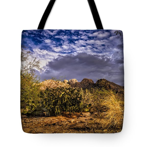Tote Bag featuring the photograph Southwest Salad No.2 by Mark Myhaver