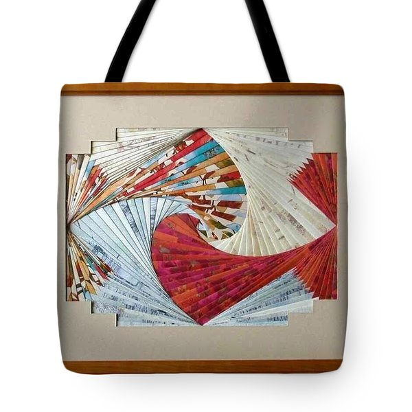 Southwest Sensation Tote Bag by Ron Davidson