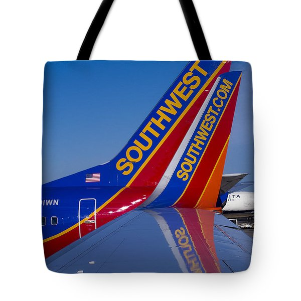 Southwest Tote Bag by Steven Ralser