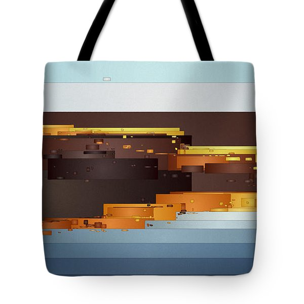 Southwest Sunrise 1 Tote Bag