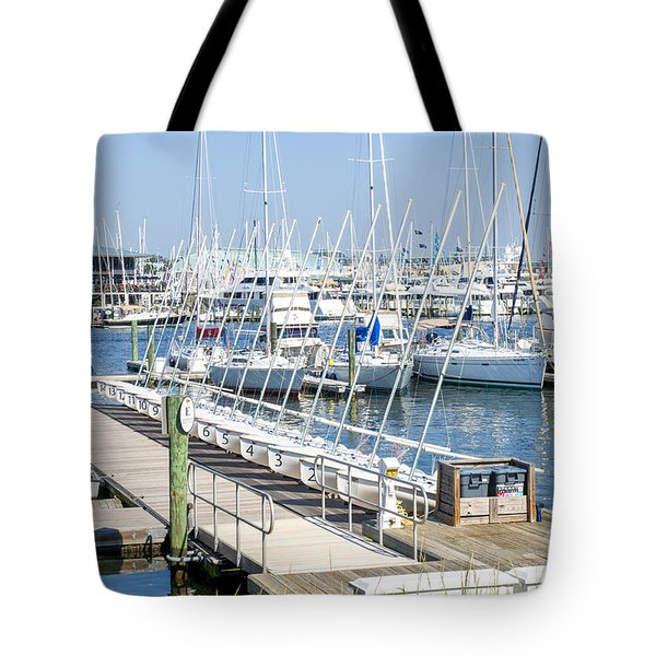 Spa At 6th Street Tote Bag