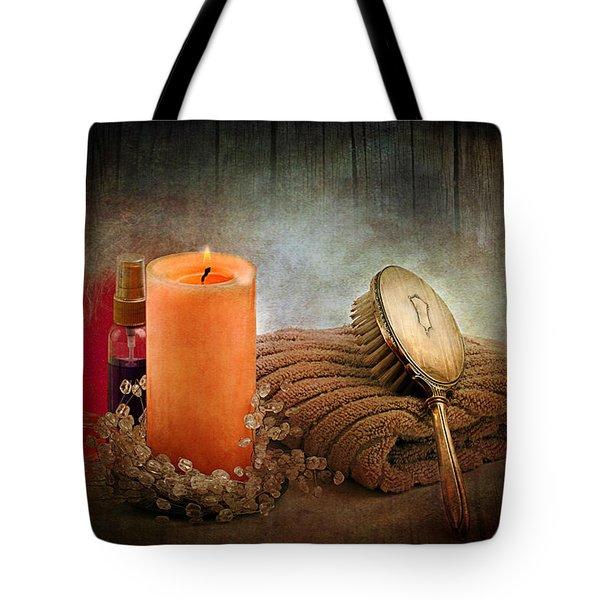 Spa Tote Bag