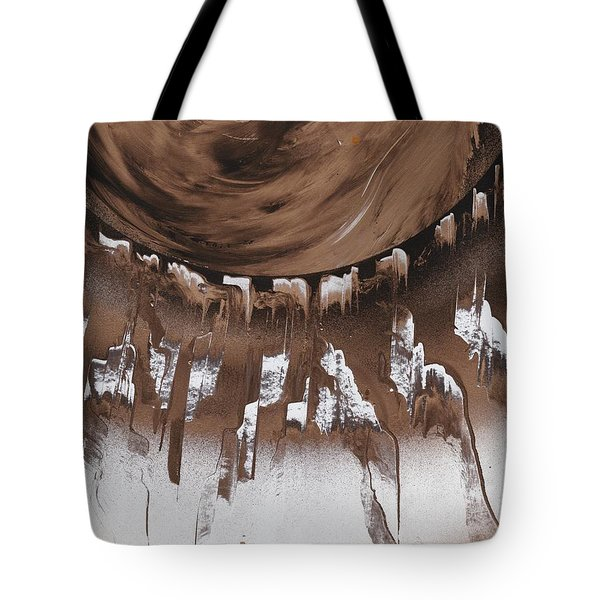 Space Keys Tote Bag