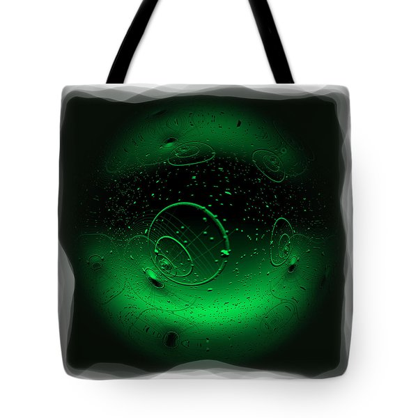 Space Talk Tote Bag