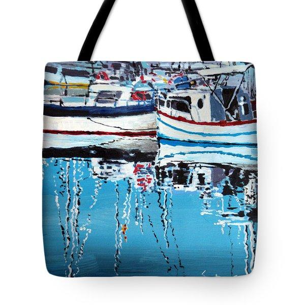 Spain Series 04 Cadaques Portlligat Tote Bag