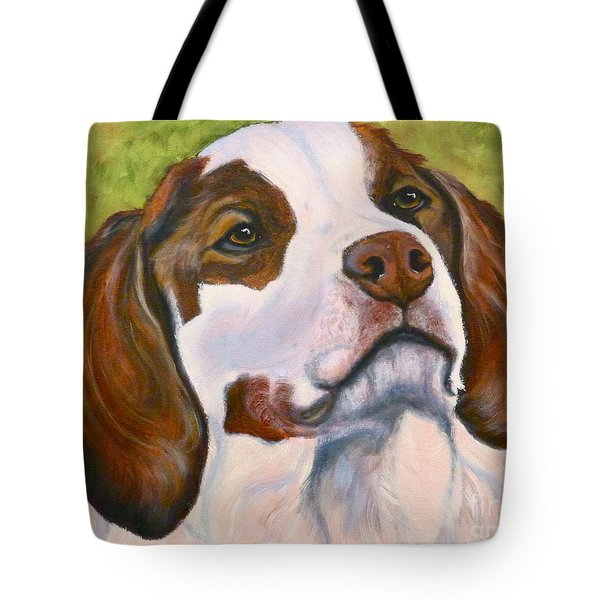 Spaniel Soul Tote Bag