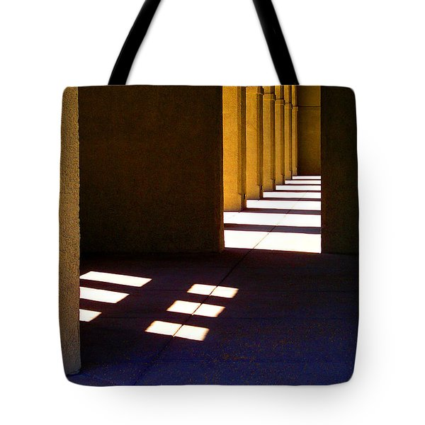 Spanish Arches Light Shadow Tote Bag