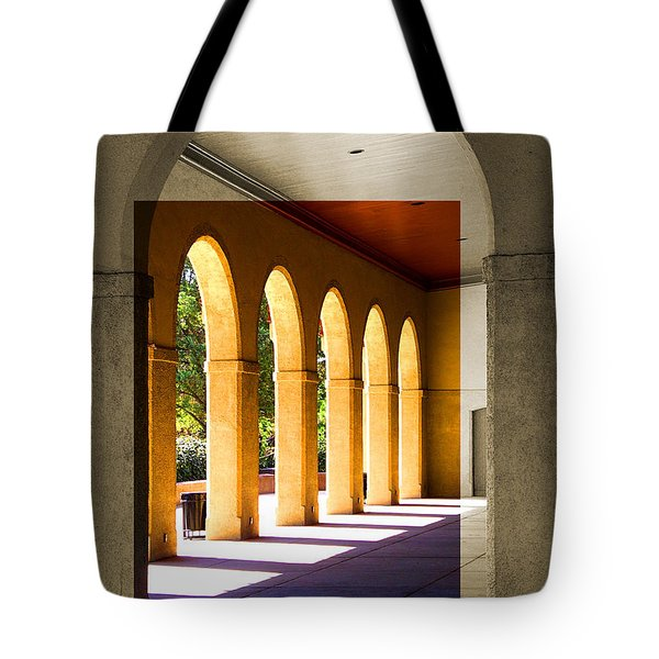 Spanish Arches Tote Bag