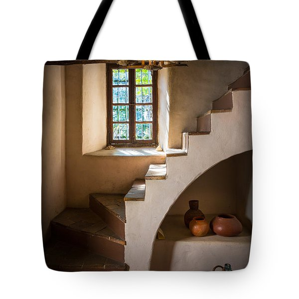 Spanish Governors Palace Tote Bag