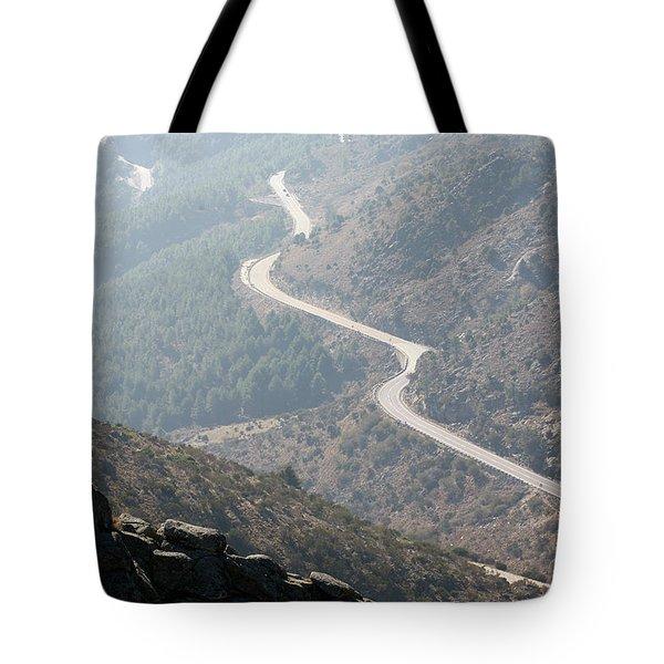 Spanish Ibex, Capra Pyrenaica Tote Bag
