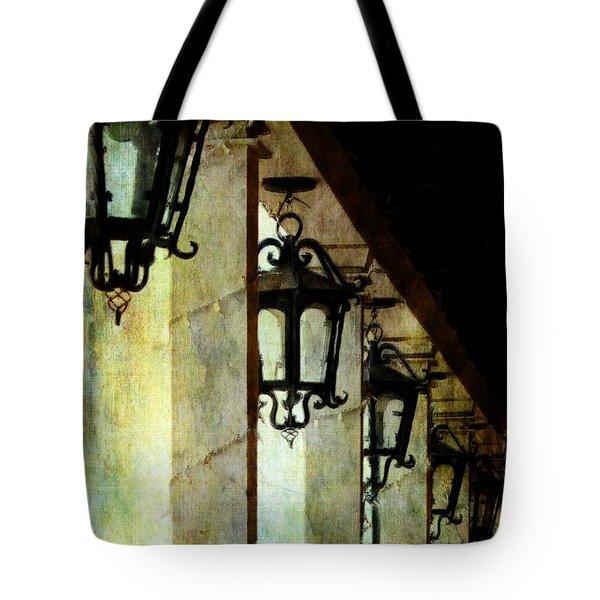 Spanish Lights Tote Bag