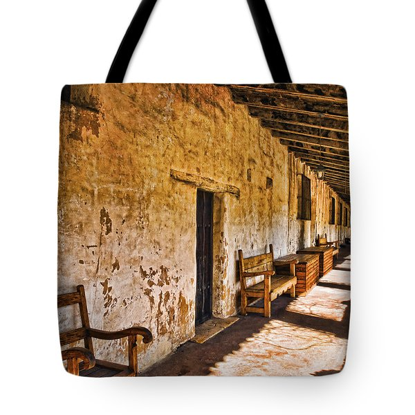 Spanish Passage Tote Bag
