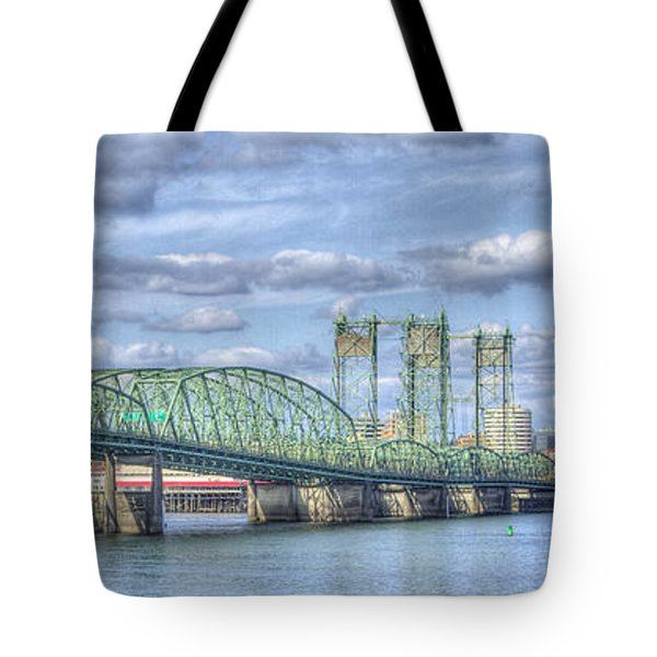 Spanner Tote Bag by Jean Noren