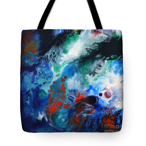 Spark Of Life Canvas One Tote Bag