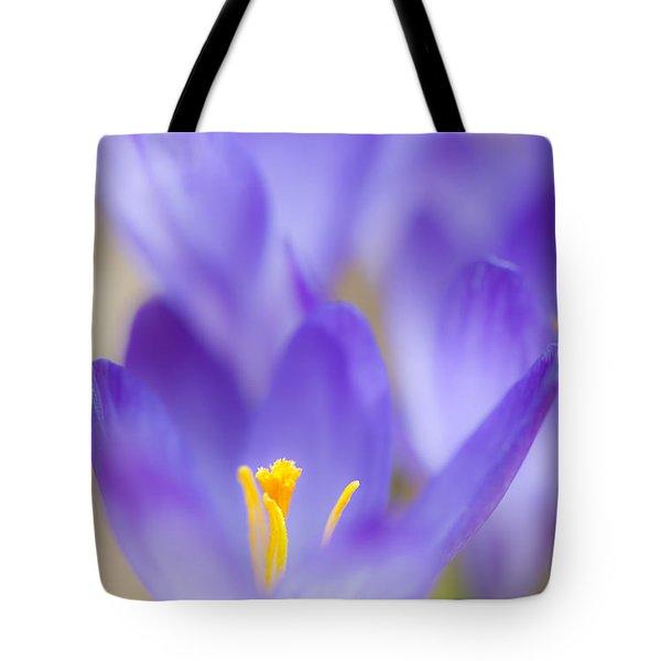 Spark Of Spring Tote Bag