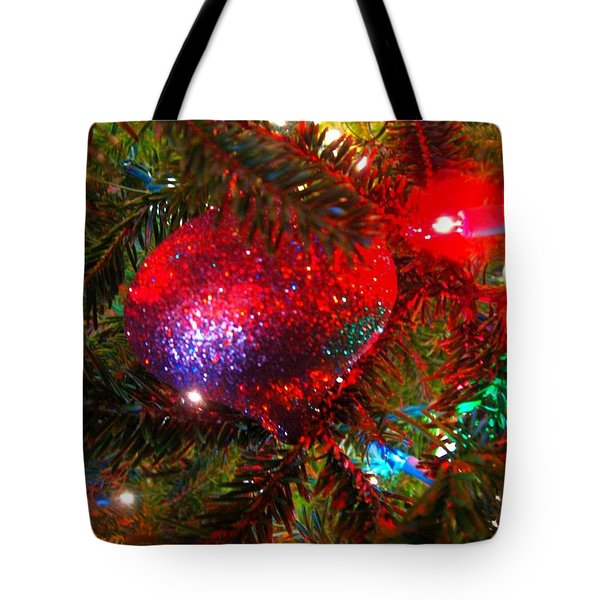 Tote Bag featuring the photograph Sparkle And Shine by Deb Martin-Webster