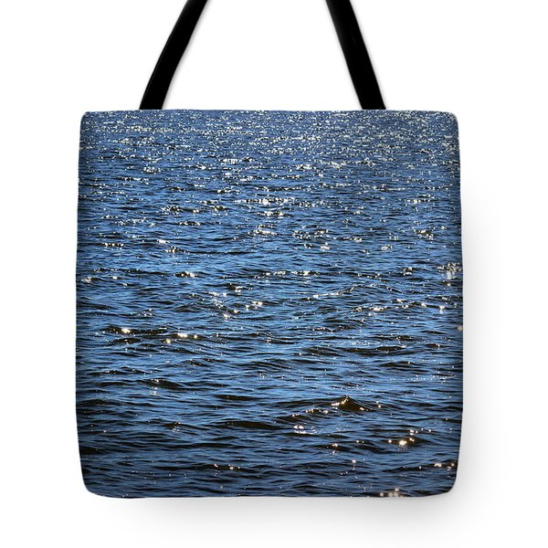 Sparkle Tote Bag by Beth Vincent