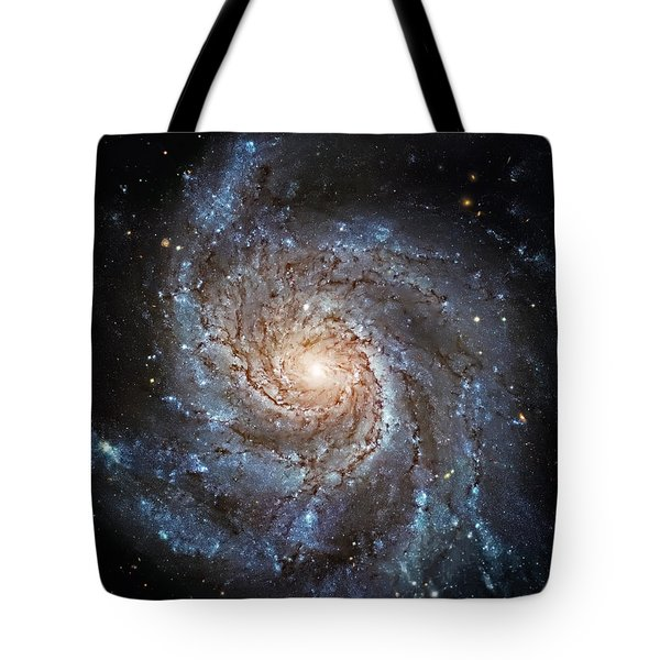 Sparkle Tote Bag by Jennifer Rondinelli Reilly - Fine Art Photography