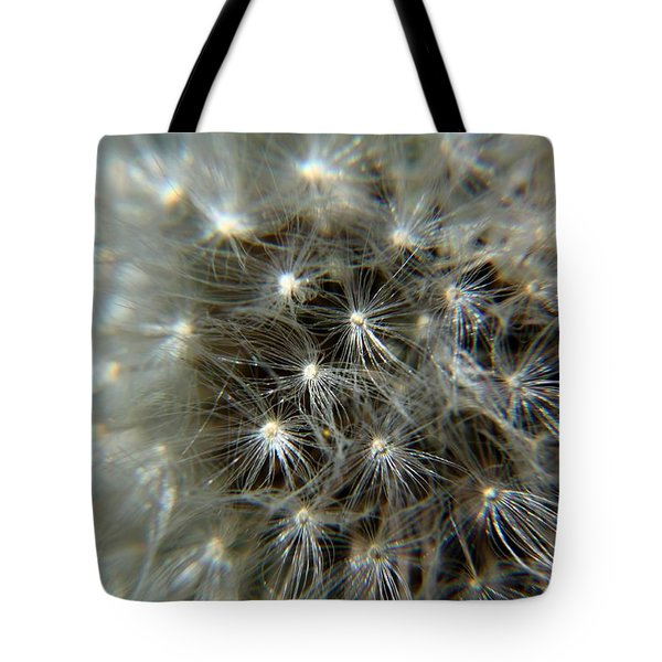 Sparkler - Closeup Tote Bag