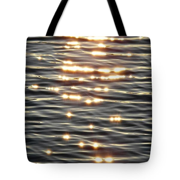 Sparkles Of Hope Tote Bag