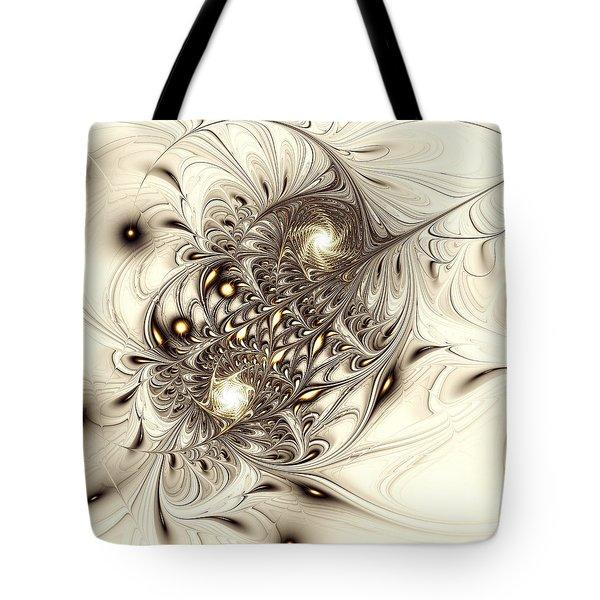 Sparrow Tote Bag by Anastasiya Malakhova