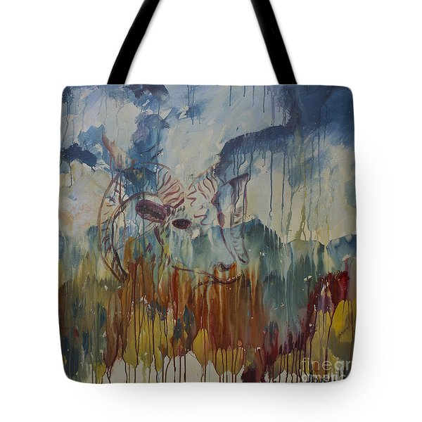 Spearfish Canyon Tote Bag by Avonelle Kelsey