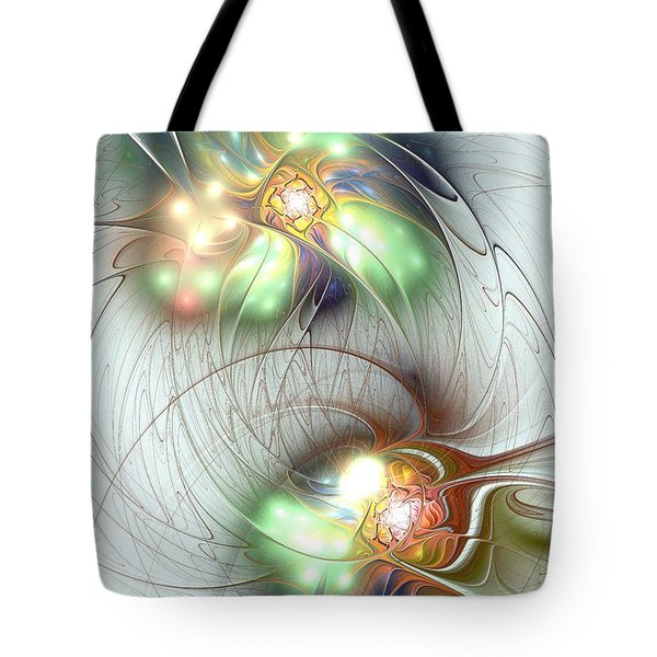 Special Bond Tote Bag by Anastasiya Malakhova