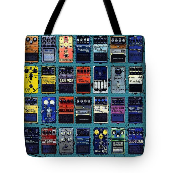 Special Effects Tote Bag