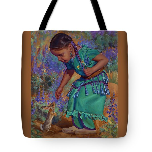 Special Encounter Tote Bag