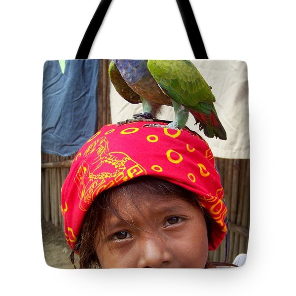 Special Friendships Tote Bag by Karen Wiles