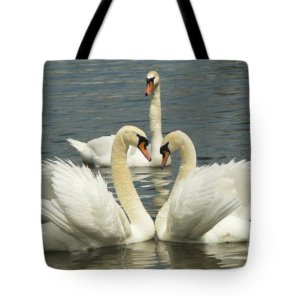 Special Kinda Love Tote Bag by Andrea Kollo