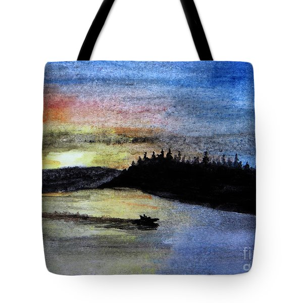 Speed Home Tote Bag