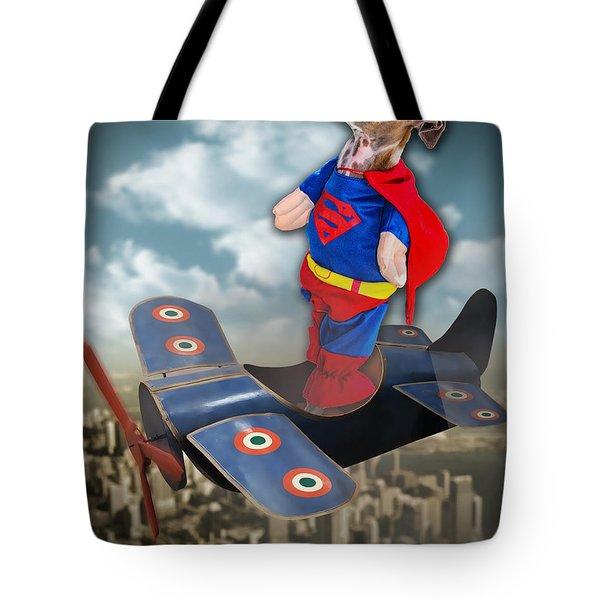 Speedolini Flying High Tote Bag
