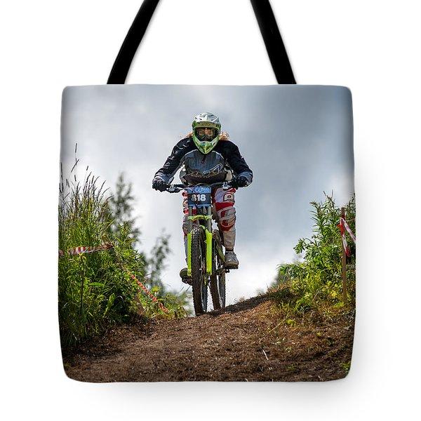 Speedy Girl Tote Bag