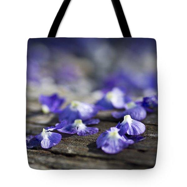 Spent Tote Bag by Priya Ghose