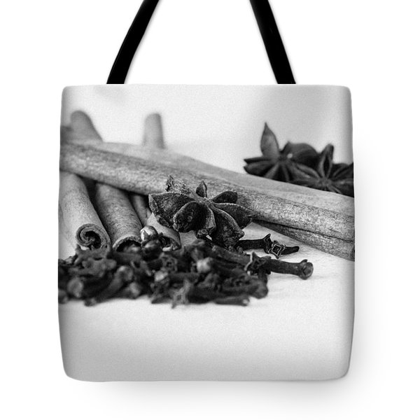 Spices 2 Tote Bag